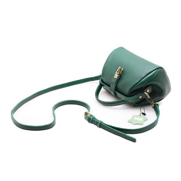 Túi đeo chéo nữ gọng da thật - 2091330