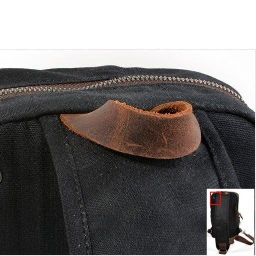 Túi đeo chéo nam vải bố bền đẹp - 1012374