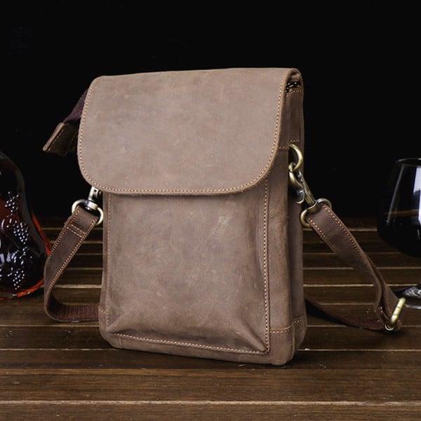 Túi đeo hông, đeo chéo da thật - 2115362