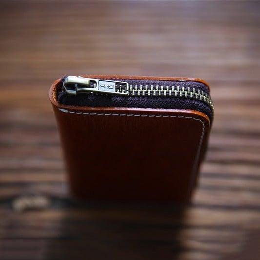 Ví Mini nhỏ gọn một khóa da thảo mộc - 2135758