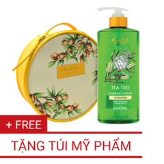 Dầu Gội Tea Tree 650ml | Tea Tree Shampoo 650ml