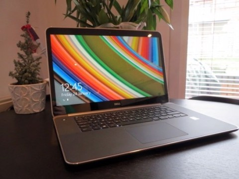 DELL XPS M 3800 Core I8 8GB RAM 256GB SSD 3K