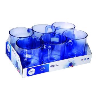 Bộ 6 Ly thuỷ tinh c Lys Stackable Marine DURALEX 310ml-4018BR06A1112