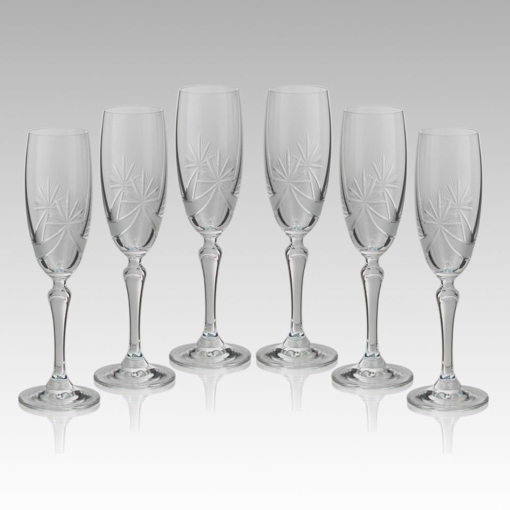 Bộ 6 ly thủy tinh uống Champagne (2227/17002/160)