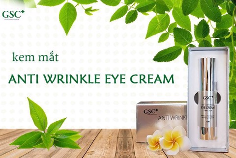 Kem mắt Anti Wrinkle Eye Cream 15ml