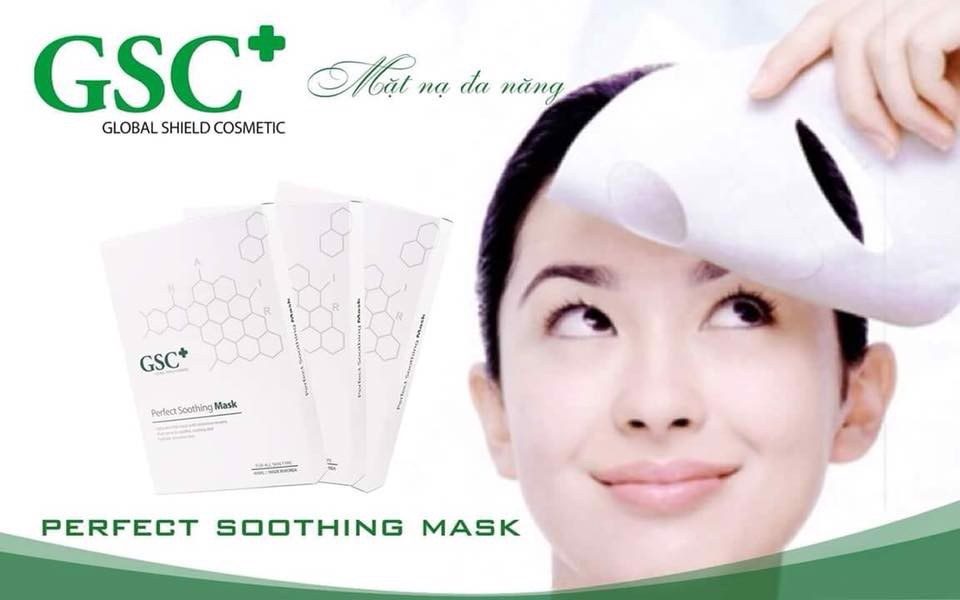 Mặt Nạ Pefect Soothing Mask GSC+