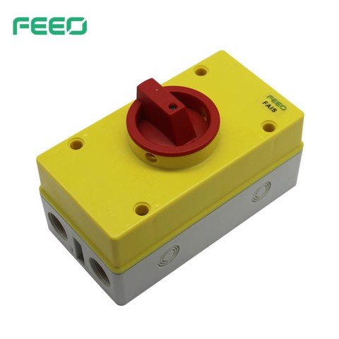 AC ISOLATOR 2P 63A