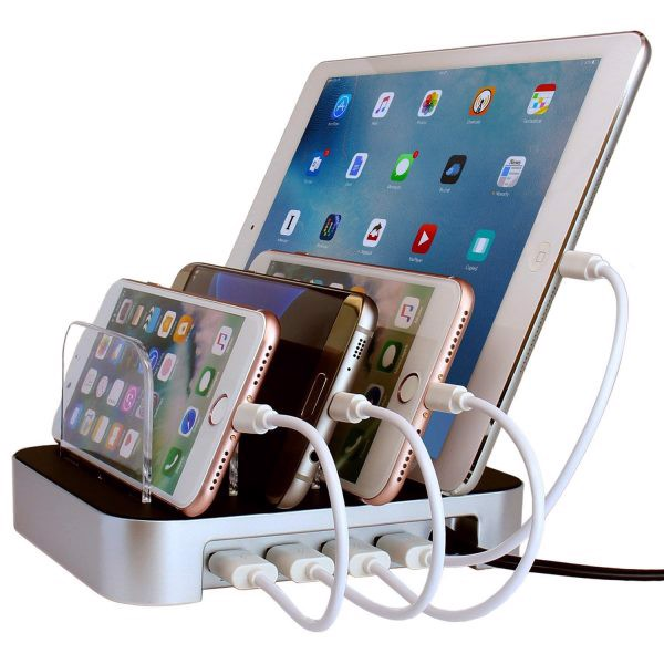 Simicore USB Charging Station Dock