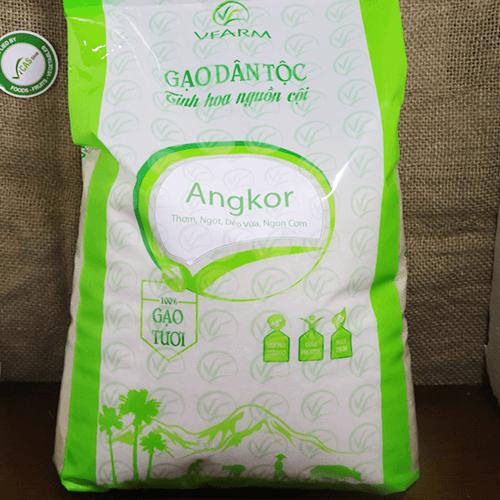 Gạo dân tộc Angkor
