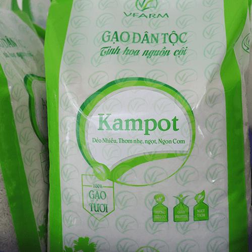 Gạo Dân Tộc Kampot