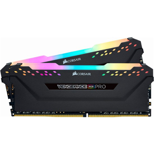 RAM DDR4 CORSAIR VENGEANCE PRO RGB 16GB (2x8) BUS 3200 C16
