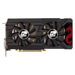 TRÂU ĐỎ POWERCOLOR RX570 8GB