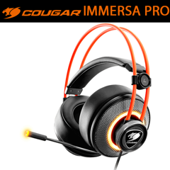 TAI NGHE COUGAR IMMERSA PRO 7.1 RGB