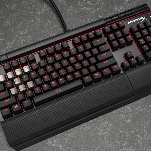 BÀN PHÍM CƠ KINGSTON HYPERX ALLOY ELITE CHERRY MX