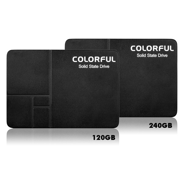 SSD COLORFUL 240GB SL500