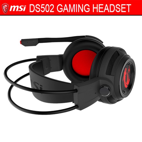 TAI NGHE MSI DS502 GAMING