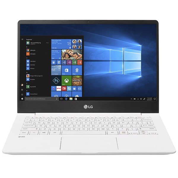 LAPTOP LG GRAM 2018 14'' 14ZD980 G. AX52A5  Core i5-8250U | 8GB DDR4 | 256GB SSD| VGA Intel HD 620 | 14.0 FHD | Win10