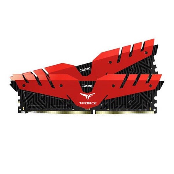 RAM DDR4 8GB TEAM T-FORCE DARK BUSS 2400 NEW
