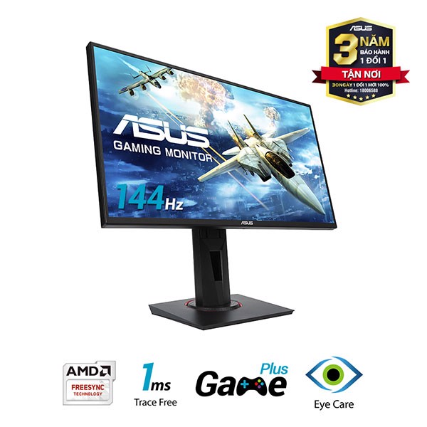 LCD ASUS 25 INCH VG258Q GAMING 144HZ