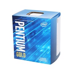 CPU G5600 PENTIUM GOLD 2C 4T 3.9G SK1151 V2 COFFEE LAKE NEW BOX