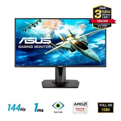 LCD ASUS 27 INCH VG278Q 144Hz PRO GAMING