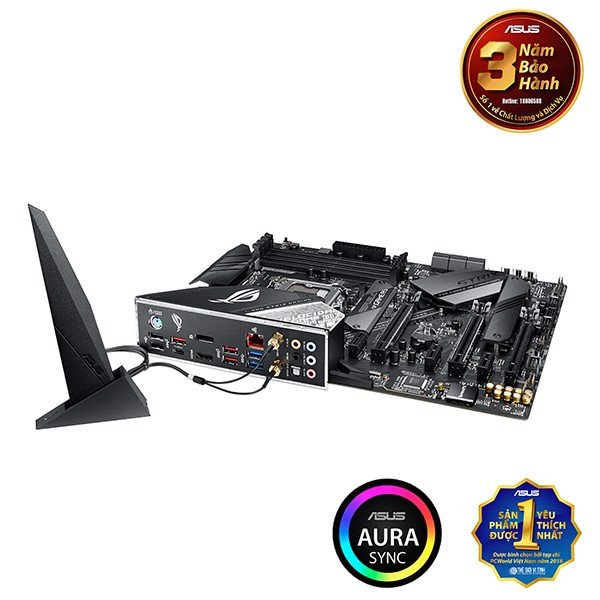 MAIN ASUS Z390-E ROG STRIX GAMING WIFI NEW