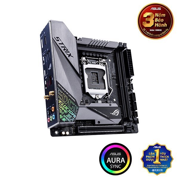 MAIN ASUS Z390-I ROG STRIX GAMING