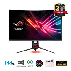 LCD ASUS 27 INCH ROG STRIX XG27VQ 144Hz CURVED GAMING