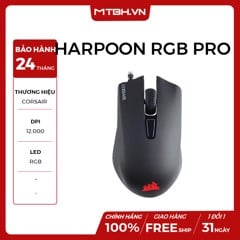 CHUỘT GAMING CORSAIR HARPOON RGB PRO