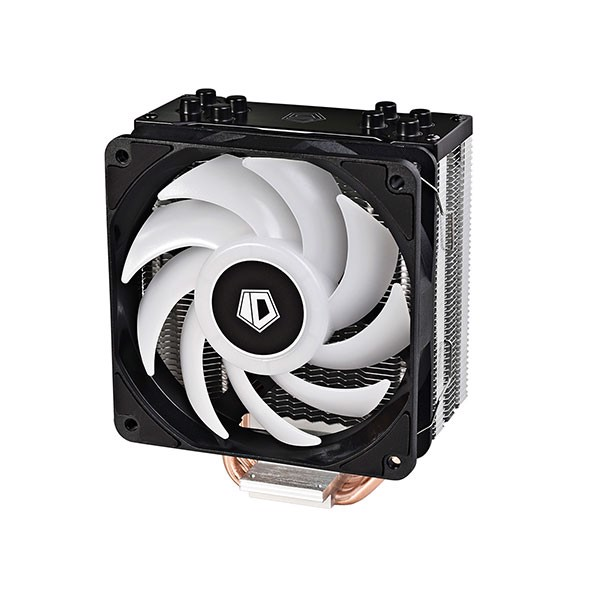 TẢN NHIỆT CPU ID-COOLING SE-224-RGB ( RGB TOP COVER MB SYNC 4 Heatpipe 120mm PWM All Socket Direct Touch )