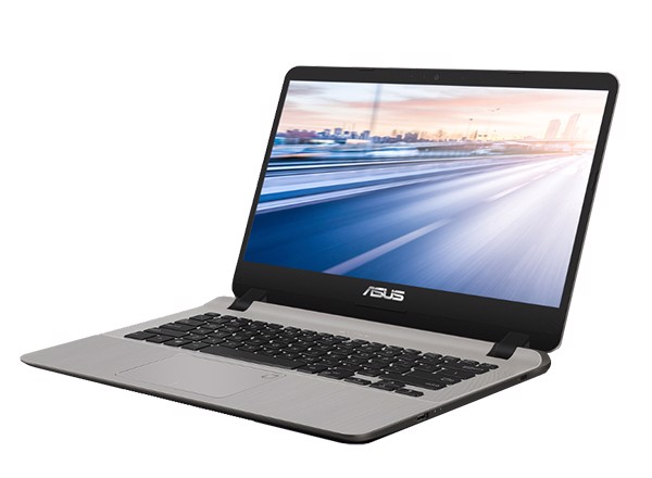 LAPTOP ASUS X407UA-BV551T (4417U/4GB/1TB/GRAPHICS 610/14'')/ WIN10