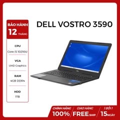 LAPTOP DELL VOSTRO 3590 GRMGK1 i5-10210U | 4GB RAM | 15.6 FHD | WIN 10