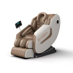 GHẾ MASSAGE E-DRA HESTIA EMC100 WHITE/BROWN