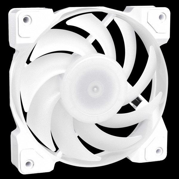 FAN CASE ID-COOLING DF-12025-ARGB TRIO SNOW (3pcs Pack)