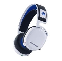 TAI NGHE STEELSERIES ARCTIS 7P WIRELESS WHITE