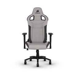 GHẾ CORSAIR T3 RUSH GAMING GRAY - CHARCOAL