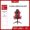 GHẾ E-DRA ARES EGC207 GAMING RED