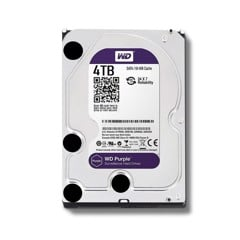 HDD WD 4TB PUPLE BH 24TH