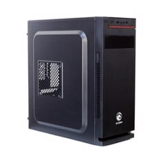 CASE E-DRA ECS1102 MINI TOWER BLACK