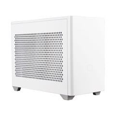 CASE COOLER MASTER MASTERBOX NR200 WHITE MINI ITX TOWER