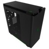 CASE NZXT H440 MID TOWER (RAZER EDITION) BLACK