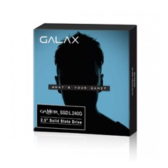 SSD GALAX 240GB GAMER L S11 (Read/Write Speed : 520/500 MB/s)