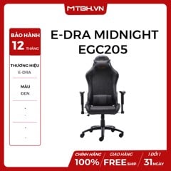 GHẾ E-DRA MIDNIGHT EGC205 GAMING NEW V2