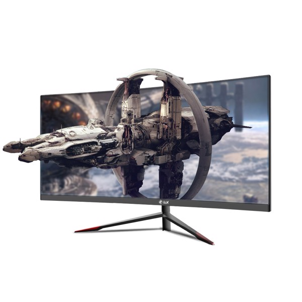 LCD BJX G30P5 30 INCH CONG 200HZ ULTRA WIDE GAMING MONITOR ( ULTRA WIDE 2560*1080, EYE CARE, AMD FREESYNC, CURVED, SLIM BEZEL )