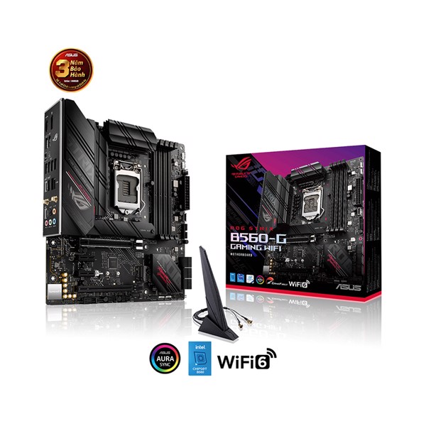 Main ASUS ROG STRIX B560-G GAMING WIFI