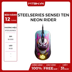CHUỘT STEELSERIES SENSEI TEN NEON RIDER LIMITED EDITION