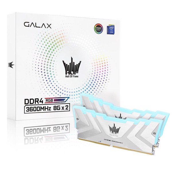 RAM DDR4 16GB GALAX HOF BUSS 3600 RGB (KIT 2*8GB)