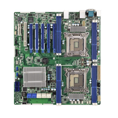MAIN SERVER WORKSTATION ASROCK EP2C602 (DUAL CPU)