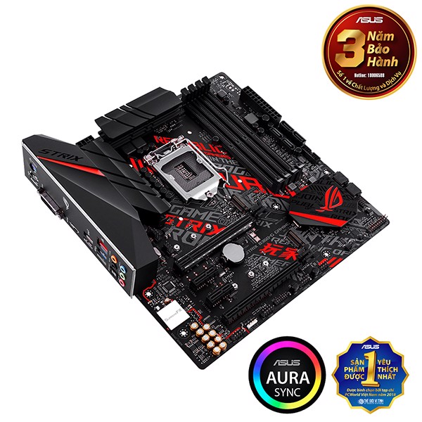 MAIN ASUS ROG STRIX B360-G GAMING