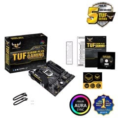 MAIN ASUS B360M TUF PLUS GAMING
